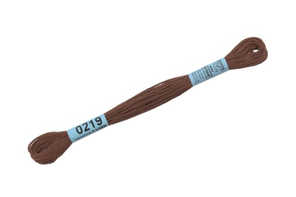 Мулине Гамма коричневый 0219