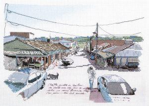 Набор для вышивки крестом Xiu crafts «Дафу, хуалянь» 2032505