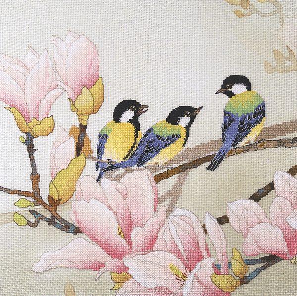 Набор для вышивки крестом Xiu crafts «Весна приходит» 2030844