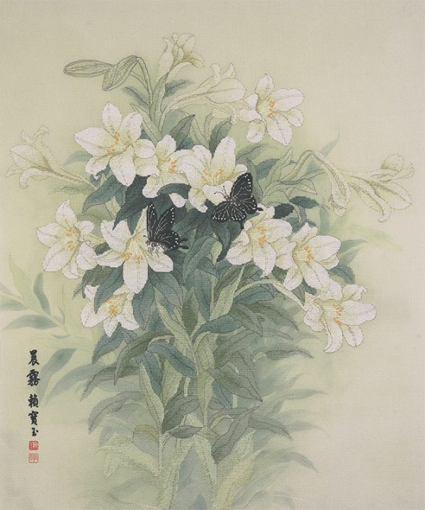 Набор для вышивки крестом Xiu crafts «Утреннее сияние» 2031702