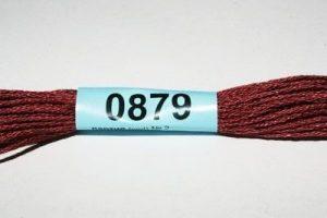 Мулине Гамма розово-коричневый 0879