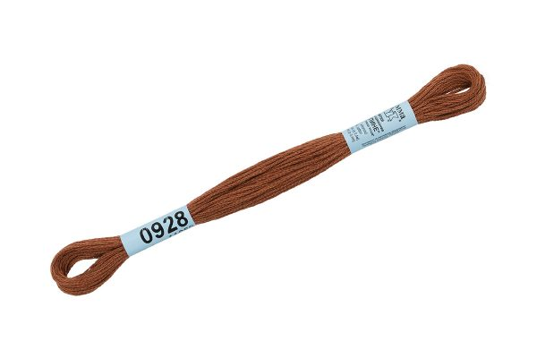 Мулине Гамма коричневый 0928
