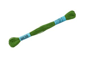 Мулине Гамма травяной 0030