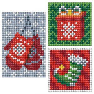 Алмазная мозаика РТО «Новый год» DCS016