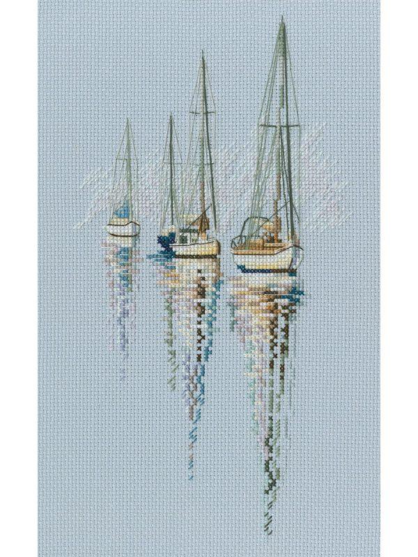 Наборы для вышивания крестом РТО «Со вкусом соли, ветра и солнца» M850