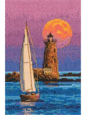 Наборы для вышивания крестом РТО «Со вкусом соли, ветра и солнца» C338