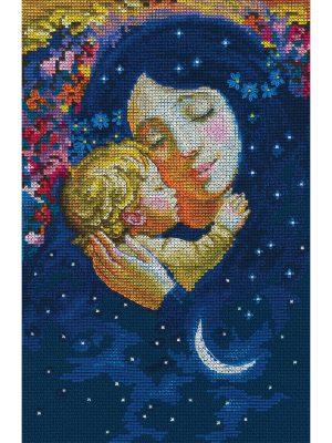 Купить набор для вышивания крестом РТО «Материнство» M635