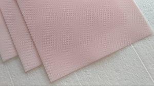 Купить розовую канву пластиковую cnv-1