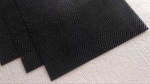 Купить черную канву пластиковую cnv-2