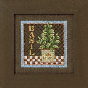 Купить набор для вышивания бисером MILL HILL «Базилик» DM302113