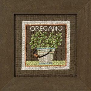 Купить набор для вышивания бисером MILL HILL «Орегано» DM302112