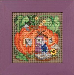 Купить набор для вышивания бисером MILL HILL «Мышкин дом» MH141625