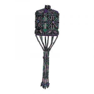 Купить набор для вышивания бисером MILL HILL «Радужная кисточка» MHBT4