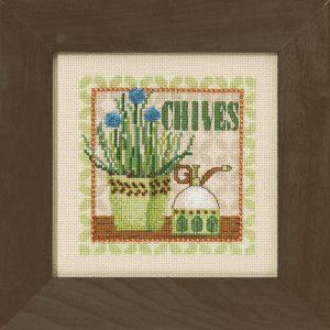 Купить набор для вышивания бисером MILL HILL «Зеленый лук» DM302111