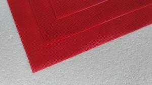 Купить пластиковая канва «Красная» canva-9