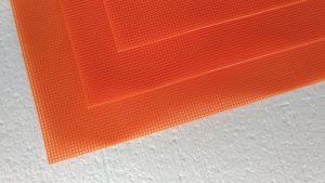 Купить пластиковая канва «Оранжевая» canva-11
